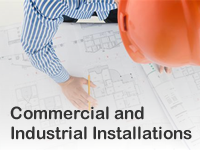 Commercial and Industrial Installations