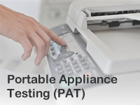 Personal Appliance Testing (PAT)